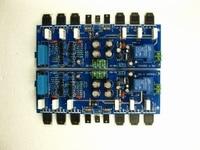 A100 Class A Amplifier Board Golden Voice Circuit Field Pipe Input