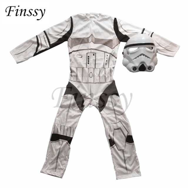 Star Wars Kids Costume – Trooper