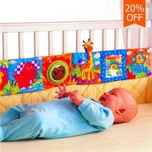 Животными манежи вокруг двухместный прекрасные книги красочный бампер модель ткань кровать