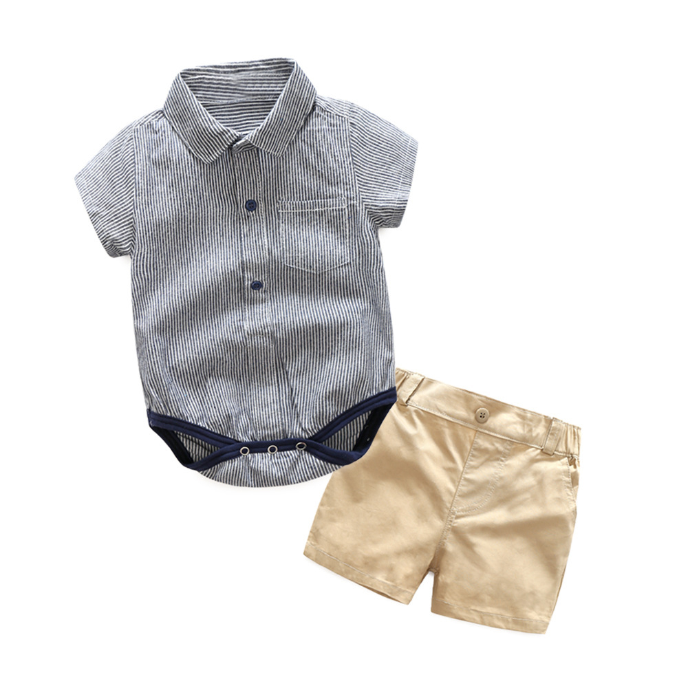 Baby summer clothes boys