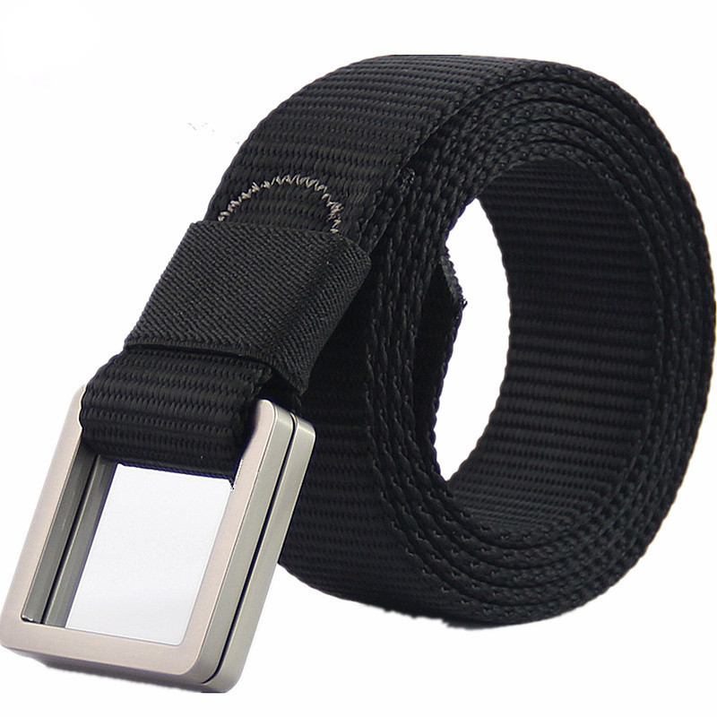 Rescue Waistband Waist Belt Mens Outdoor Sports Nylon Canvas 110*3.8cm Fashion