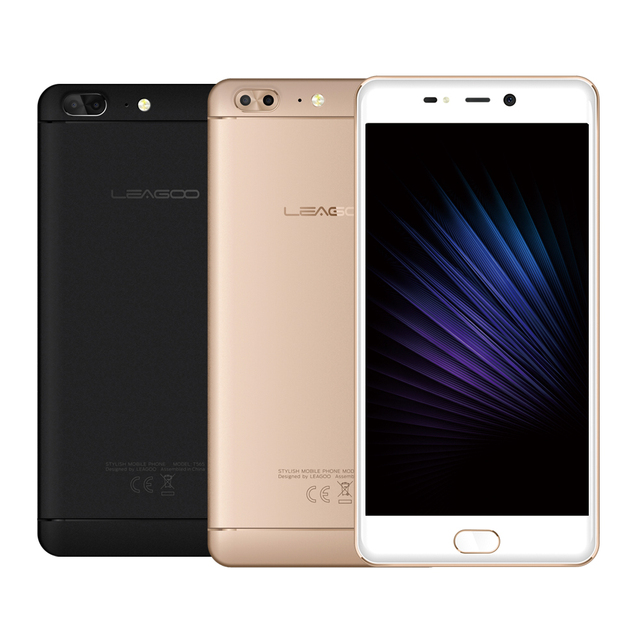 LEAGOO T5 4G LTE Smartphone Android 7.0 MT6750T Octa Core 5.5 4