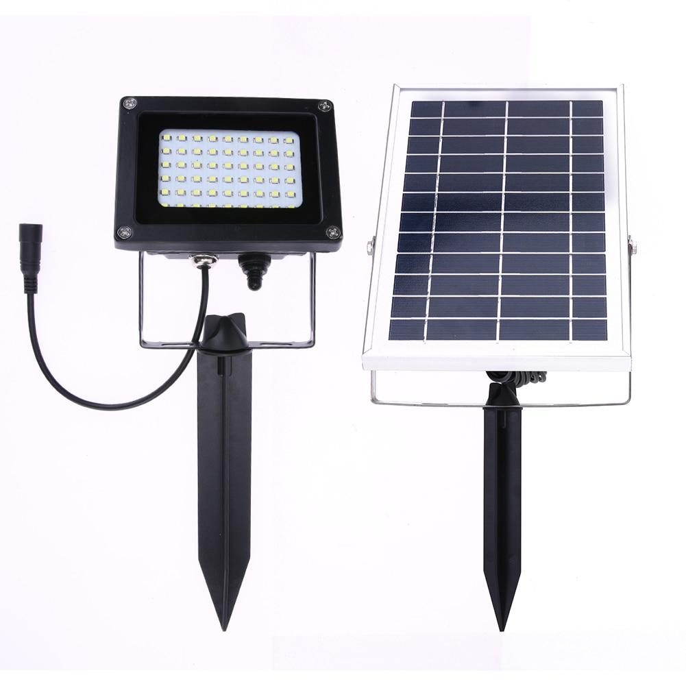 54 LED Solar Light Outdoor LED Solar Powered Garden Lights Motion Sensor IP65 Waterproof Solar Floodlights Spotlights Lamp
