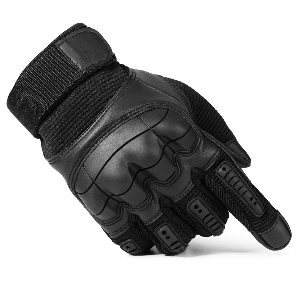 HTB1Mg.iQbvpK1RjSZFqq6AXUVXaZ - Touch Screen Leather Motorcycle Gloves Motocross Tactical Gear Moto Motorbike Biker Racing Hard Knuckle Full Finger Glove Mens