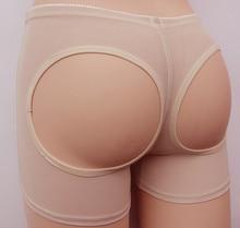 100pcs Sexy Butt Lifter Women Body font b Shaper b font Lift Panties Buttocks Enhancer Boyshorts
