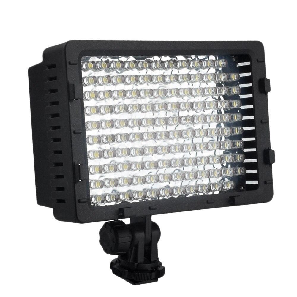 DAZZNE CN 126 Dimmable 5600K Ultra Thin LED Video Light for DSLR Camera