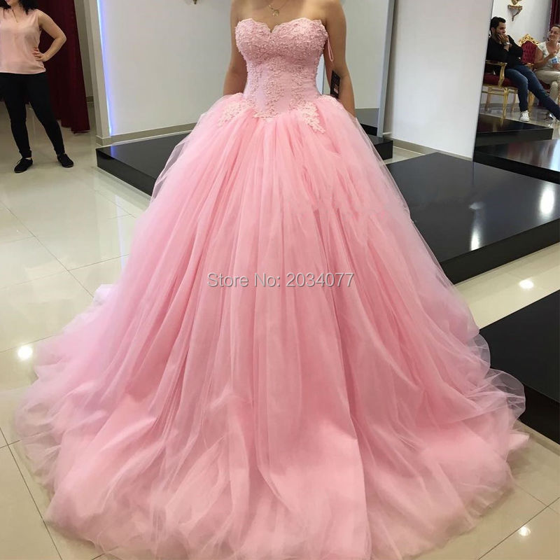 Pink Wedding Ball Gowns: Aliexpress.com : Buy Vintage Blush Pink Wedding Dress