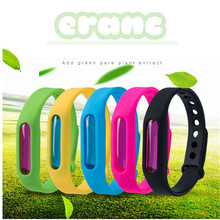 Mosquito Buckle+Capsule Anti Pest Insect Bugs Repellent Repeller Wrist Band Bracelet Wristband Dropshipping