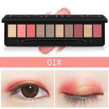 Beauty Eyeshadow Empty Magnetic Makeup Palette DIY Eye Shadow Pigment Tray Holder Box Case Make Up Faced Cosmetic(China)
