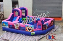 Cheap commercial inflatable bouncer castle