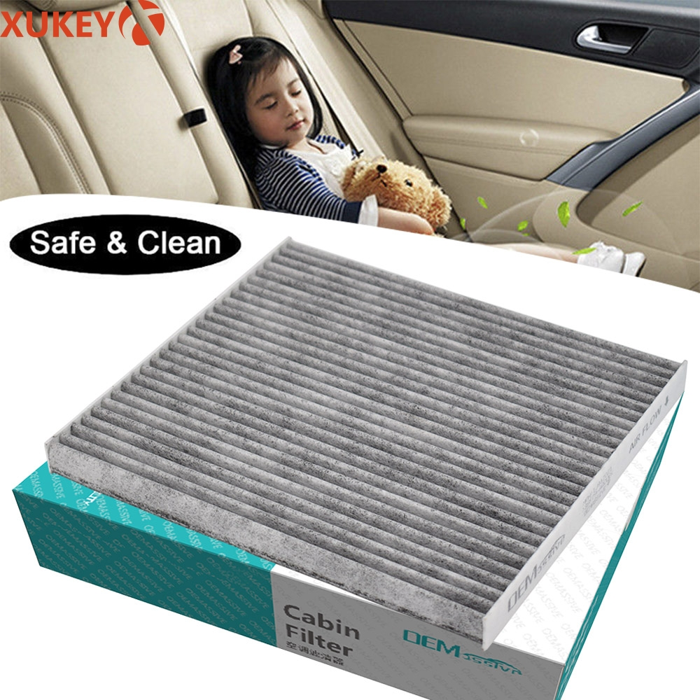 CARBONIZED CABIN AIR FILTER FOR HYUNDAI SANTA FE 2011-2012