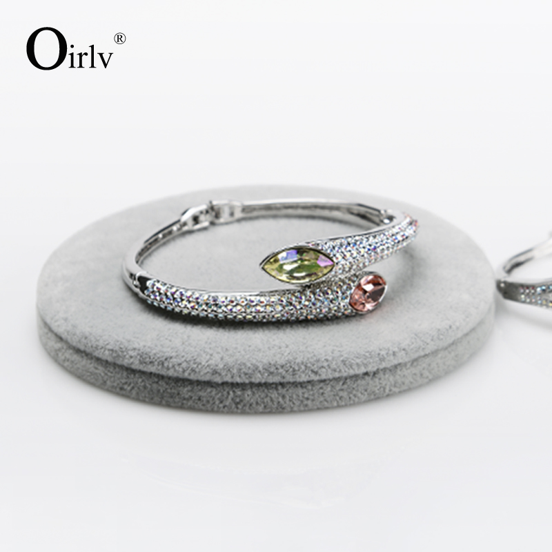 Oirlv Free Shipping Gray Velvet Jewelry Display Watch Display Shelf