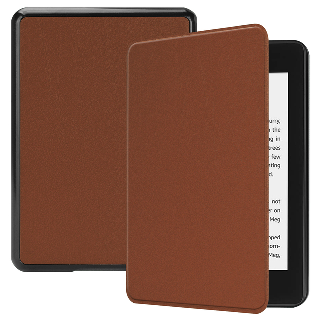 US $6 9 25% OFF|For 2018 Amazon Kindle Paperwhite 4 10th Ultra Slim Smart  PU Case Cover for Paperwhite PQ94WIF-in Tablets & e-Books Case from  Computer
