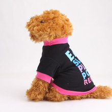 Dog Clothes Pet T-shirt Costumes Funny
