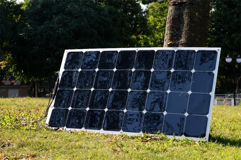 100 watts flexible solar panel outdoor solar module mono solar panel sunpower solar cell for boat