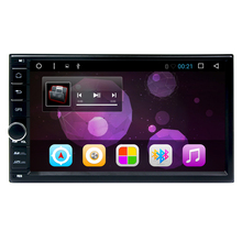 """7 """"Toque PC Tablet 2 din Android 6.0 2Din Coche Universal Para Nissan GPS de Navegación de Radio Estéreo del coche sin cargador de dvd"""