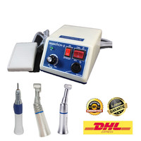 Dental Lab Marathon Electric Micromotor Control Box N3 Fit 35K RPM Handpiece Slow Low Speed Handpieces