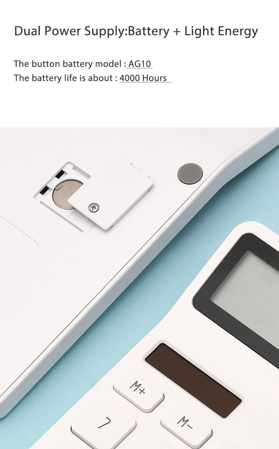 Xiaomi KACO LEMO Desktop Calculator 5