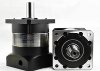 130 Planetary Gearbox Reducer Ratio 10 1 For 130mm AC Servo Motor Shaft 22mm Diameter