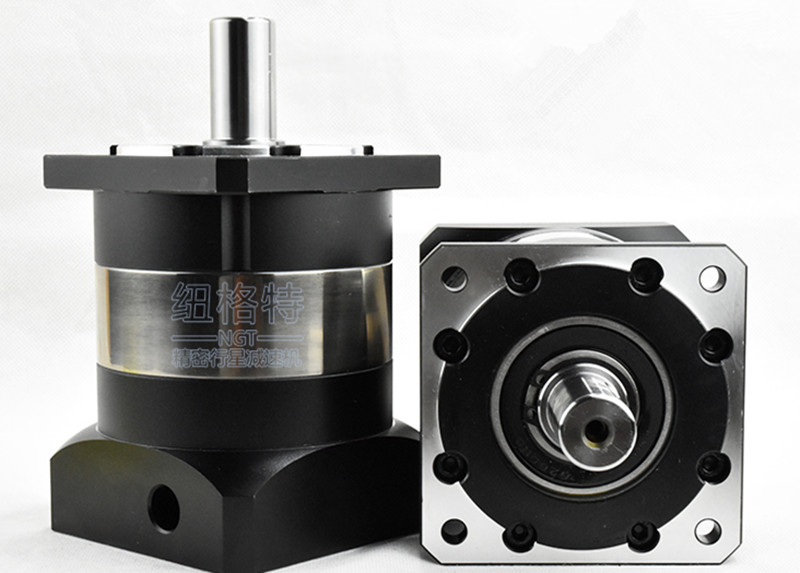 130 planetary gearbox reducer Ratio 10:1 for 130mm AC servo motor shaft 22mm diameter цена