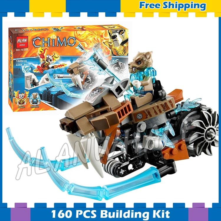 161 pièces Worriz Strainor Cycle de sabre 10350 modèle blocs de construction Scout Flyer gel Blader enfants cadeaux ensembles compatibles avec