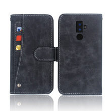 Hot! DEXP AS160 Case High quality flip leather phone bag cover case for DEXP AS160 with Front slide card slot цены