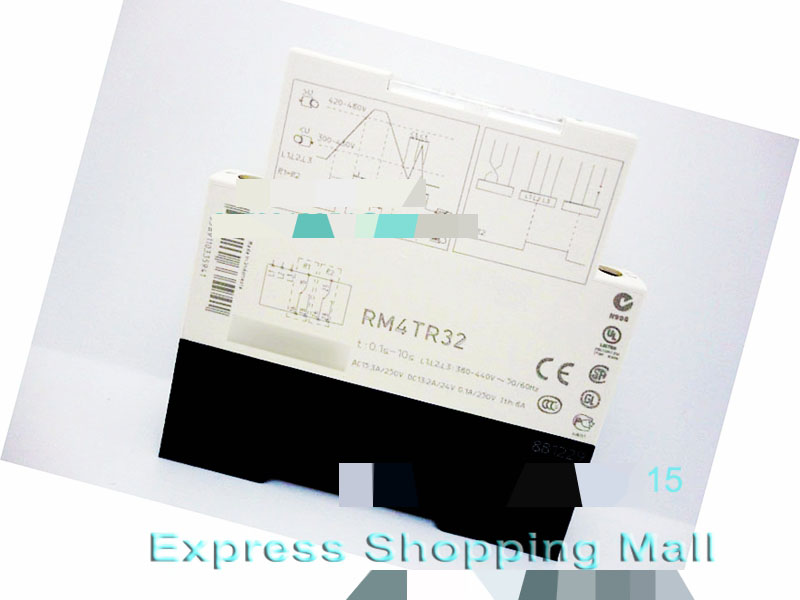 RM4TR32 Phase Failure ELECTRIC TELEMECANIQUE Voltage Monitoring Relay vj5 lcd display phase failure sequence unbalance protective relay 3 phase and voltage relay