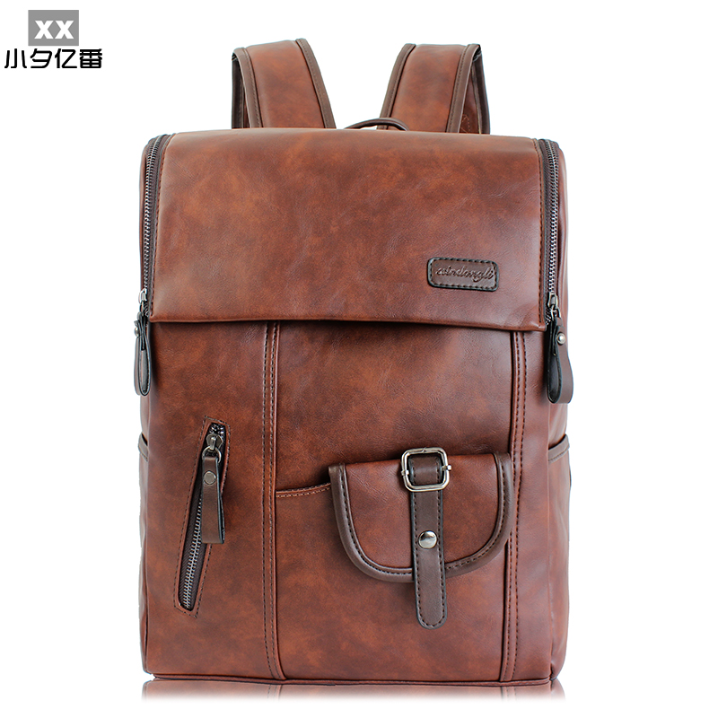Popular Luxury Leather Backpack-Buy Cheap Luxury Leather Backpack ...