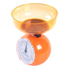 Кухонные весы Endever KS-518 (Максимальный вес 5 кг, точность измерений 40 г, АБС-пластик)