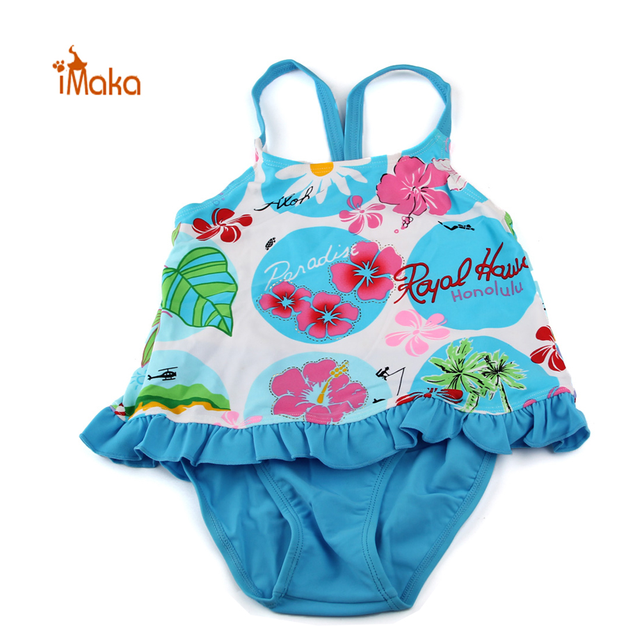 Clearance! One-piece Suit Children Bikini Swimsuit Kids Swimwear For Girl Swimming Beach Bathing Suit biquini infantil 8T 10T one piece swimsuit children s swimwear girl children baby swim wear kids cute swimsuits 2017 new buoyancy life biquini infantil