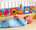 Кэндис го! горячие продажи красочные детские игрушки мягкие развивающие плюшевые игрушки двусторонняя первый ткань книги жираф кровать круг подарок 1 шт.