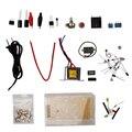 2W 220V DIY LM317 Adjustable Voltage Power Supply Board Learning Kit Electronics 1.25V-12V Wholesale