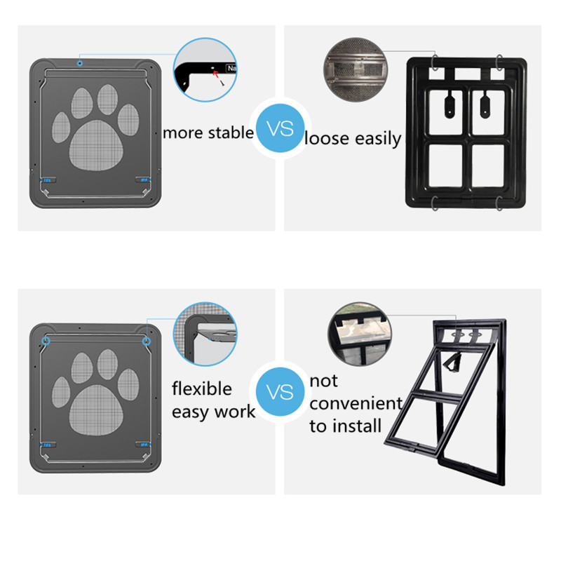 pet screen door  (3)