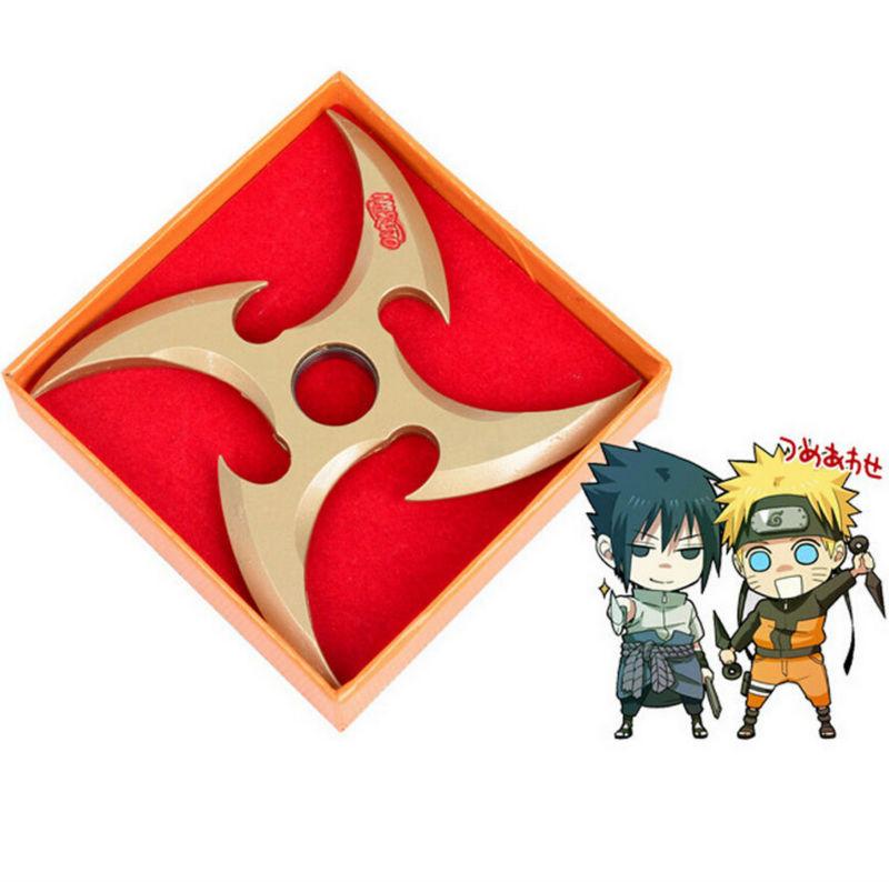 Shuriken Naruto a bit Golden