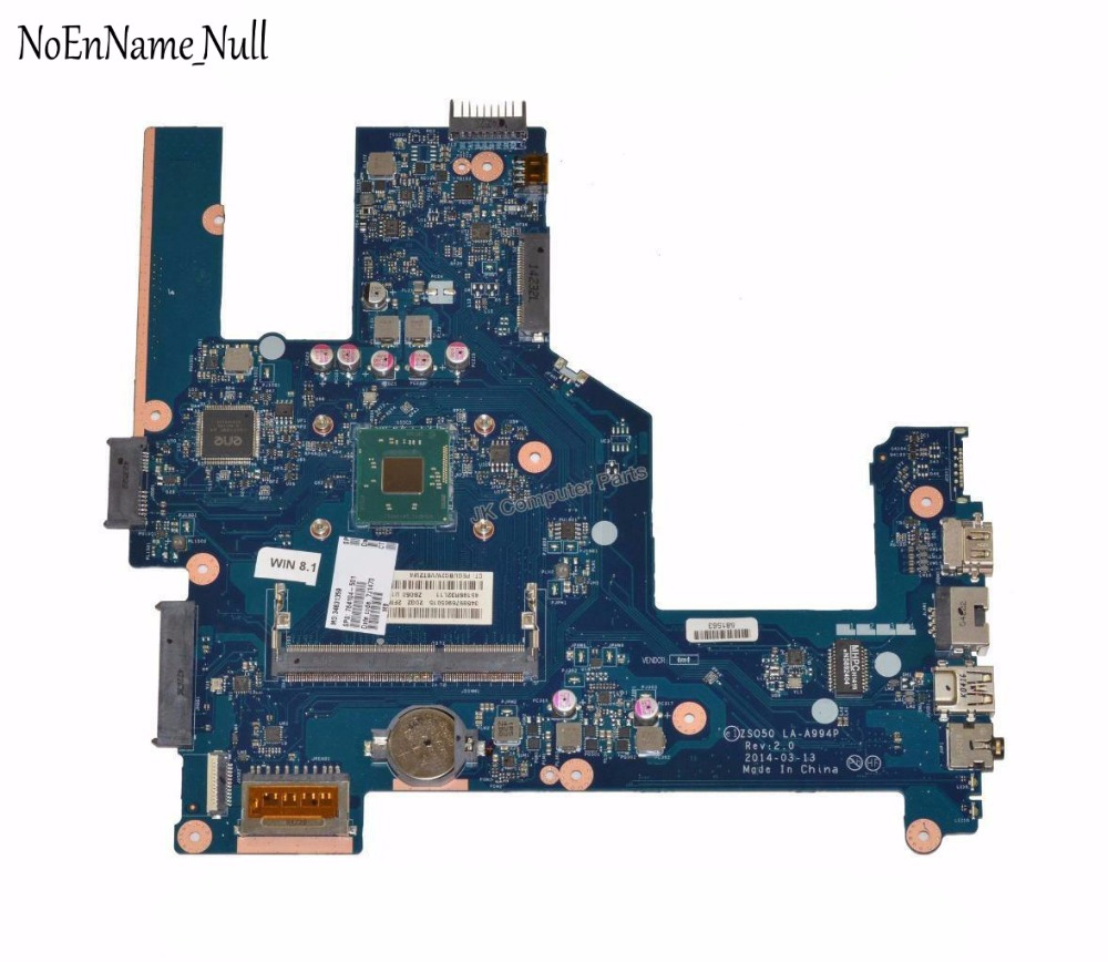 764104-501 764104-001 fit for hp 15 15-R 15T-R 15-s laptop motherboard ZS050 LA-A994P SR1W4 N2830 CPU 100% fully tested764104-501 764104-001 fit for hp 15 15-R 15T-R 15-s laptop motherboard ZS050 LA-A994P SR1W4 N2830 CPU 100% fully tested