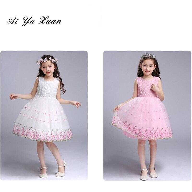 AiYaxuan Prinzessin Neugeborenen Kleid Für Baby Taufe Geburtstag ...