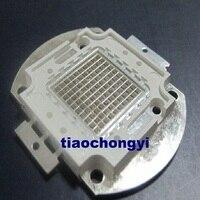 100 W de Alta Potência Da Lâmpada LED Infravermelho IR Luz 730-740nm 20-26 V 3500mA