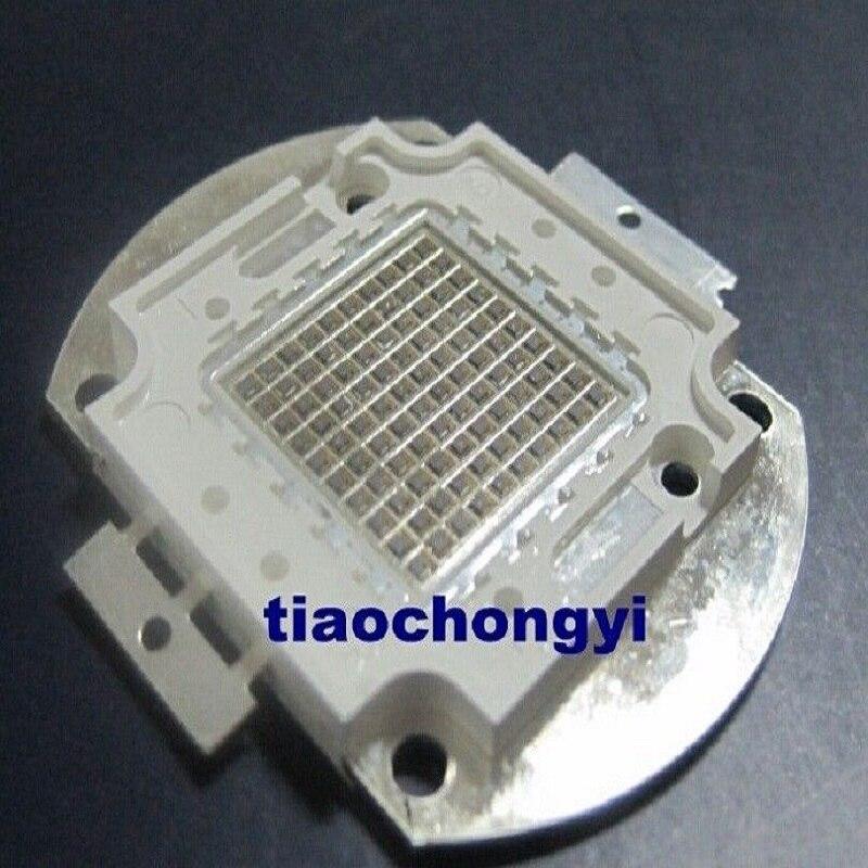 100W High Power LED Lamp Infrared IR Light 730-740nm 20-26V 3500mA 100w square base infrared ir 850nm smd led light lamp parts 17v 3500ma