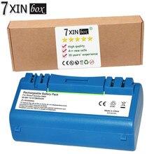 7XINbox Battery for iRobot SCOOBA 5900 5800 5832 5910 5920 5930 5940 5950 5999 6050 340 350 380 390 5806 385,38504 34001 5910