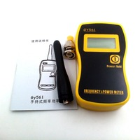 Digital Frequency Meter Practical GY561 Mini Handheld Frequency Counter Tester Monitor Detector Measurment for Two way Radio