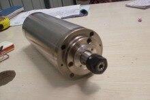 Water cooled 4kw 220V D100*260mm CNC spindle motor for wood,aluminum,stone engraving/milling цена в Москве и Питере