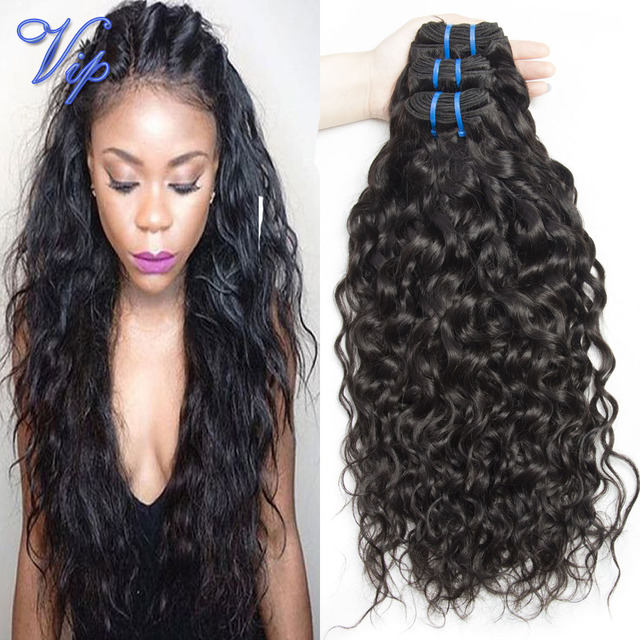 Indian virgin hair natural wave 3pcs indian water wave human hair indian virgin hair natural wave 3pcs indian water wave human hair weaves wet and wavy 6a pmusecretfo Gallery
