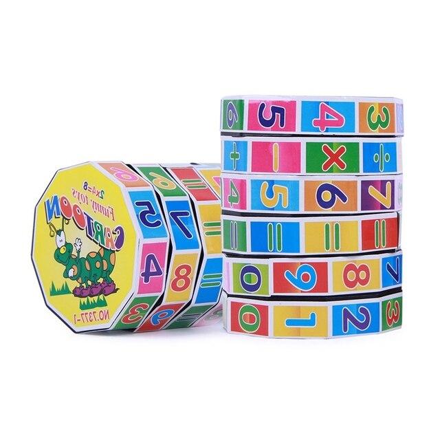 Aliexpress Com Comprar 2018 Educacion Nuevos Cubos Magicos Juguetes