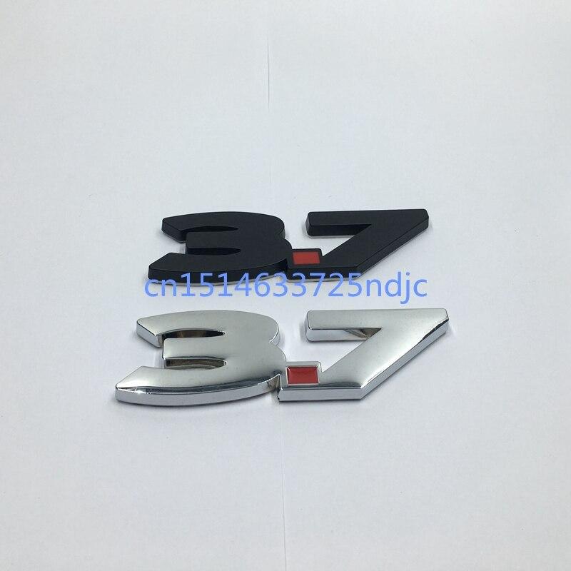 Pari 3D Black/&Red Metal Cobra Door Side Fender Emblems Badges For Mustang Shelby