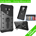 Hybrid Sniper Armor Case For ASUS Zenfone 3 ZE552KL 5.5 Case Hard Shockproof With 360 Degrees Rotation Durable Kickstand Cove