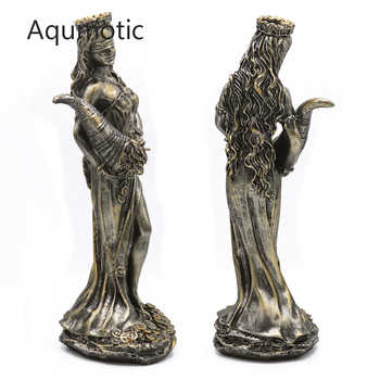 Aqumotic The God of Wealth and Money Statue Art Greek God's Power Managing Born Best Wishes Fiscal Valuables Goddess Store Gift - DISCOUNT ITEM  0% OFF All Category