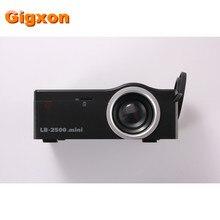 Gigxon-G18 2016 Mejor Regalo de Navidad Mini Proyector con HDMI TF Tarjeta USB CVBS LED de Pico del Cine proyector para cine en Casa