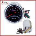 "2"" 52mm Electrical Tachometer Car LED Gauge 0-8000RPM /Auto Gauge"