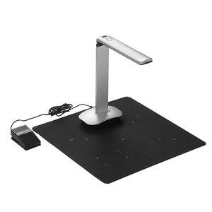 Image 3 - Складной Высокоскоростной сканер, USB Сканер книг и документов, 15 мегапикселей, формат A3 и A4, сканирование, светодиодная подсветка, технология ии