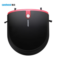 2018 Seebest Mini Robotic Vacuum Cleaner Redmond Auto Recharge Super Slim Robot Cleaner With 2 Side